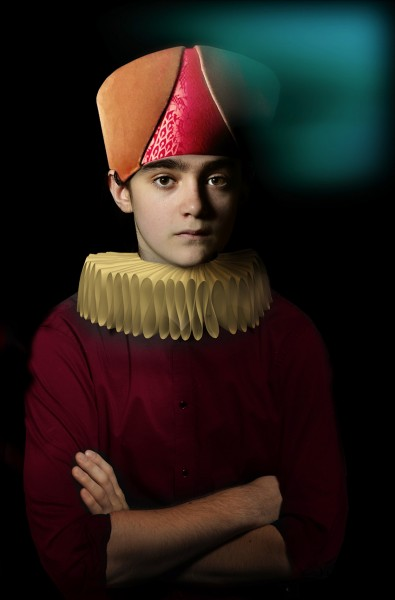 Boy In Red Hat