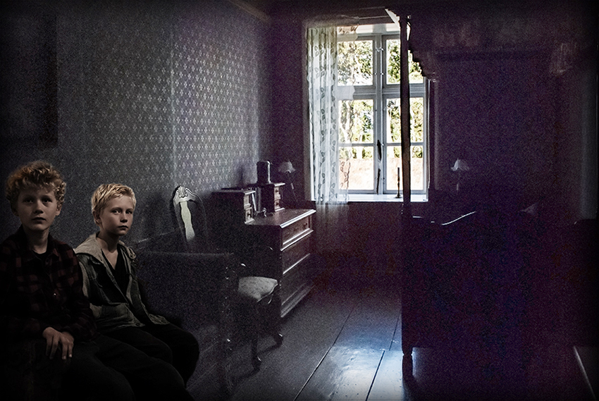 Boys In a Bedroom