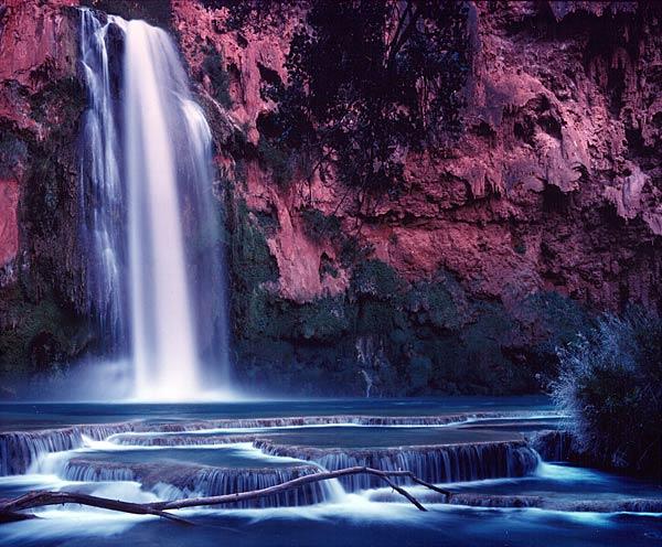 Havasu Falls and Terraces, Arizona