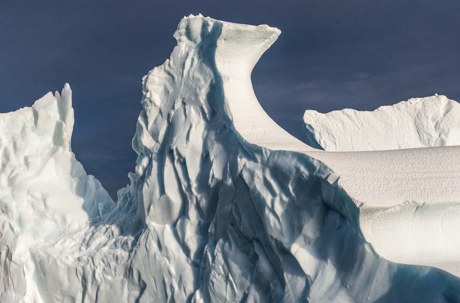 Towering Iceberg, Antarctica