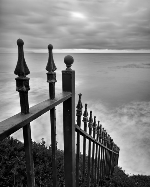 Fence to Sea