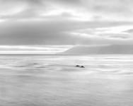 Two Rocks at Sea