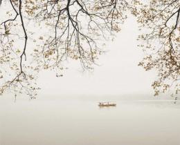Boats, West Lake, Hangzhou, China
