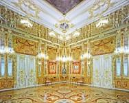 Amber Palace, Catherine Palace, Pushkin, Russia
