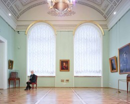 Docent I, State Hermitage Museum, St. Petersberg, Russia