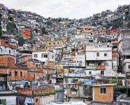 Favela, Rio de Janerio, Brazil