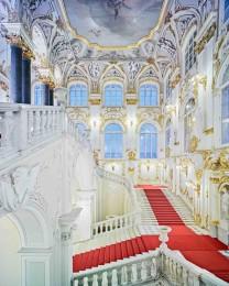 Jordan Stairs I, State Hermitage Museum, St. Petersburg, Russia