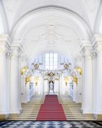 Jordan Stairs II, State Hermitage Museum, St. Petersburg, Russia
