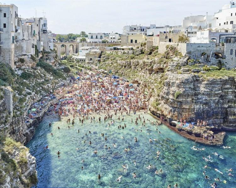 Polignano A Mare (mid-day) Bari, Itlay