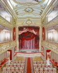 Yusopf Theatre, Curtain, St. Petersburg, Russia