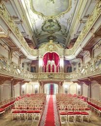 Yusopf Theatre, Czar Box, St. Petersburg, Russia
