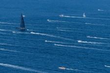 Bristol to Newport Yacht Race, Narragansett Bay #394-8024