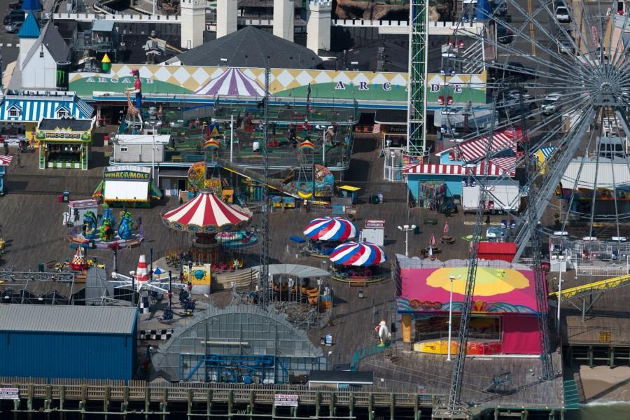 Jersey Shore Arcade near Sea Bright #455-7904
