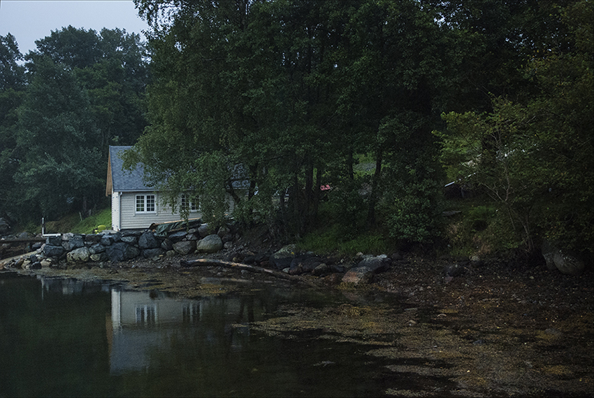 House by the Fjord
