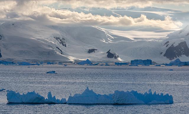 Iceberg, Neumayer Channel, Antarctic Peninsula