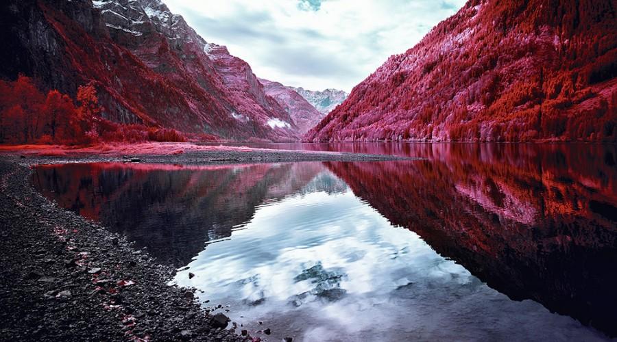 Klausensee, Switzerland