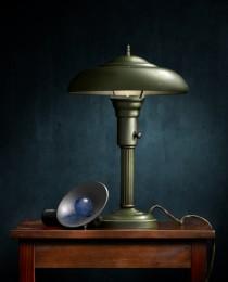 Lamp and Flash Gun