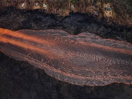 Lava River, Leilani Estates