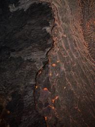 Lava River 5, Eruption