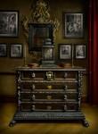 Mr. Vanderbilt's Bedroom,1