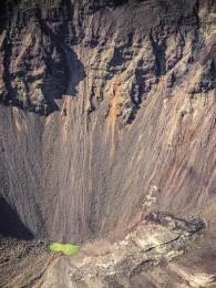 New Lake, Halema'uma'u-Crater