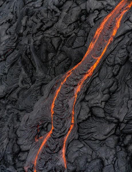 New Land, Lava Field
