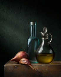 Olive Oil with Shallots