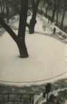 The Vert-Galant in Winter: Andre Kertesz