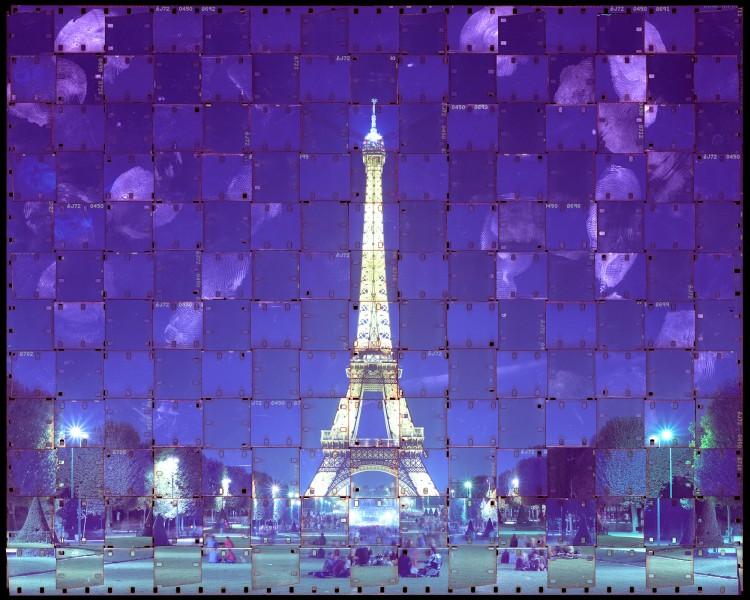 Eiffel Tower (Textus #250)