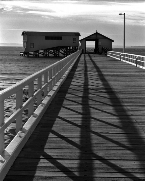 Queenscliff Pier, Victoria, Australia