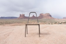 Roadside: Gestalt at Monument Valley