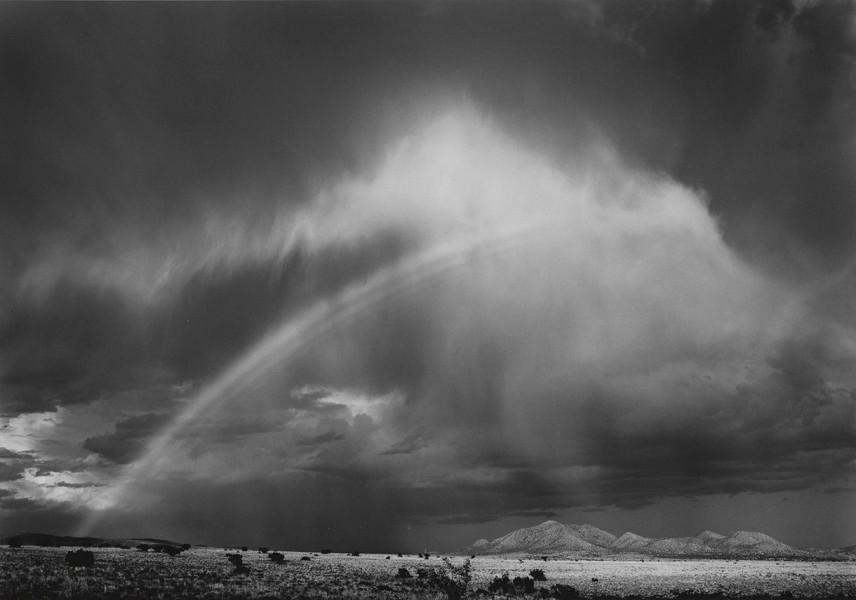 Painted Rainbow, Waldo, New Mexico