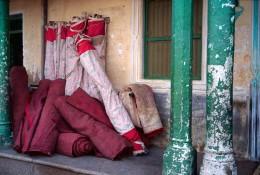 Rug Rolls, Pushkar