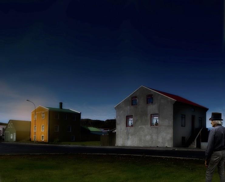 Three Houses