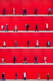 Time Lapse: Wangfujing Street, Beijing
