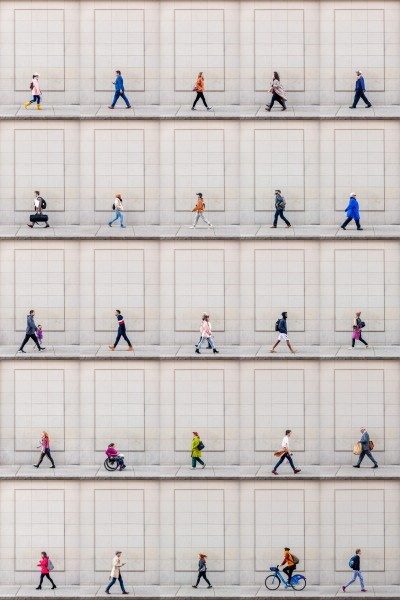 Time Lapse: Boylston Street, Boston, MA