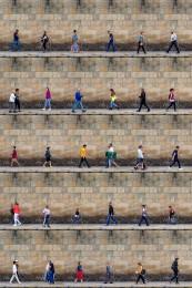 Time Lapse: Santiago de Compostela, Galicia, Spain