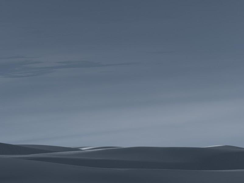 Untitled (Desert #139)