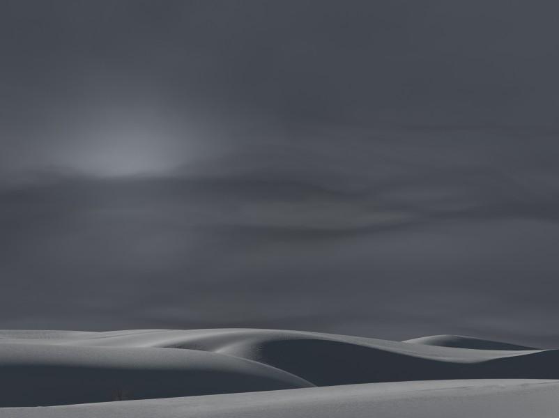 Untitled (Desert #73)