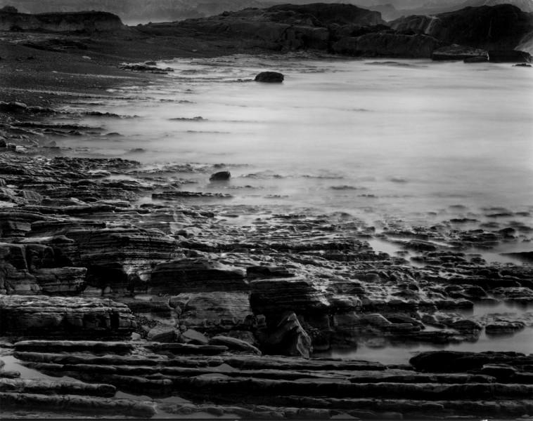 Weston Beach: Wynn Bullock