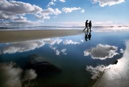 Pismo Beach Reflections