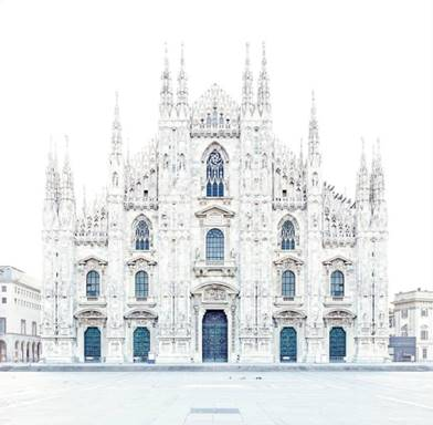 Piazza del Duomo, Milano, Itlaly