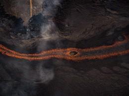 Lava River I, Eruption (revised)