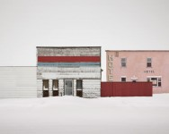 Railway and Main, Saskatchewan, CA