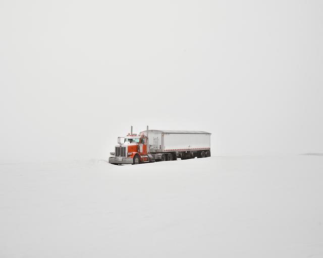 Snowbound, Saskatchewan, CA
