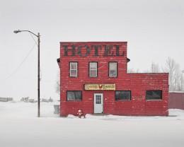 Red Hotel, Saskatchewan, CA