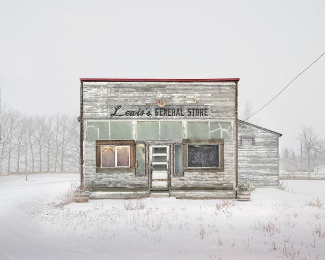 General Store, Saskatchewan, CA