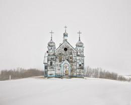 Church on a Hill, Saskatchewan, CA