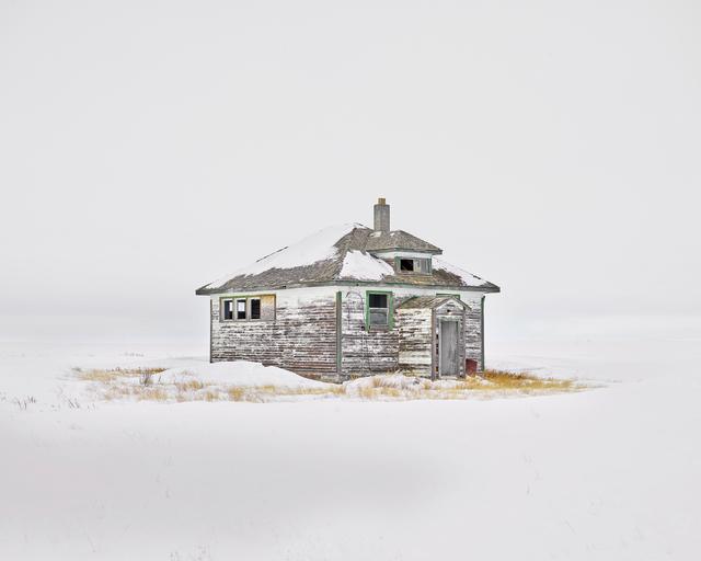 One Room Schoolhouse, Saskatchewan, CA