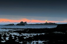 Piedras Blancas Lighthouse, No. 1, Near San Simeon, CA